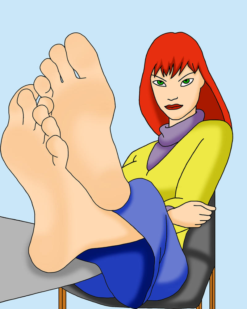 Mary Jane by vegetossj4 on DeviantArt