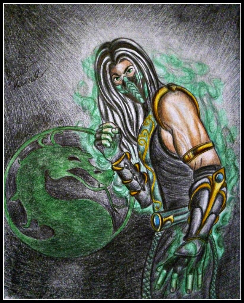 mortal kombat smoke and jade fanfiction