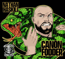 Canon Fodder album art.