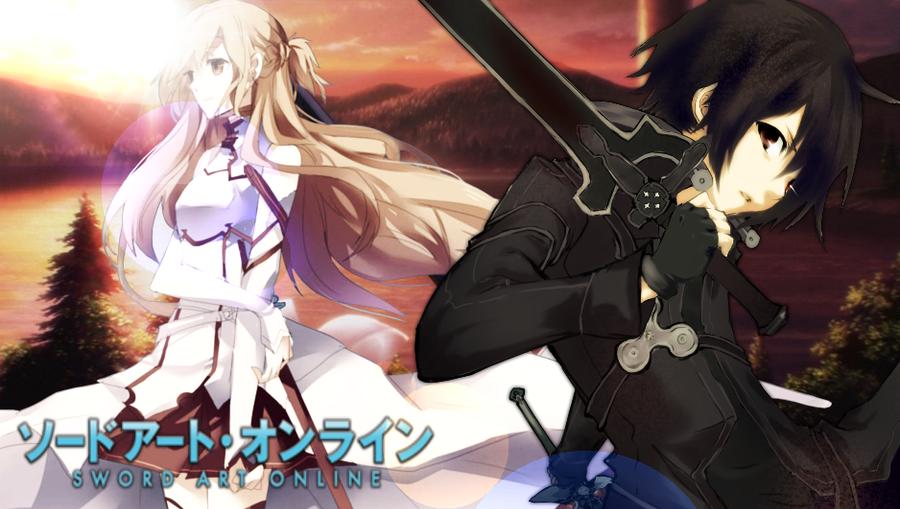 Sword Art Online by AntonioRyuzaki