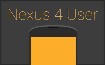 Nexus-4 flat stamp by intel-4004
