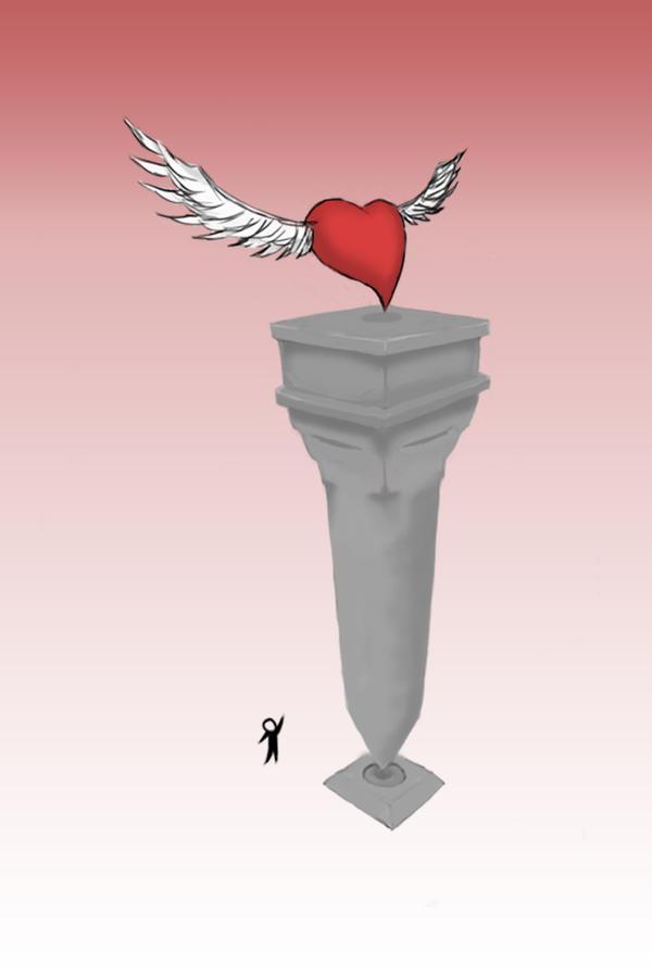Unreachable love by intel-4004