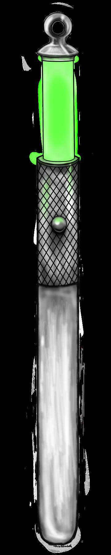 Gaia Request: Raidou's Capsule by Kristalizabeth