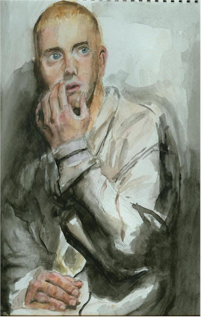 Eminem by gossywings