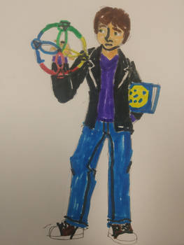Henry Maza (Inspired by My fav OUAT character)