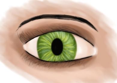Eye of Evil? by HarraArial