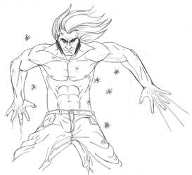 Wolverine - Lineart