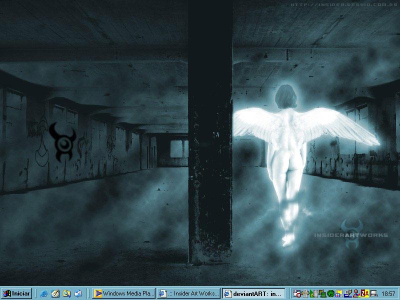 My Going Under Desktop