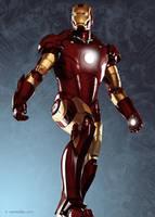 Ironman by Deviantferrick