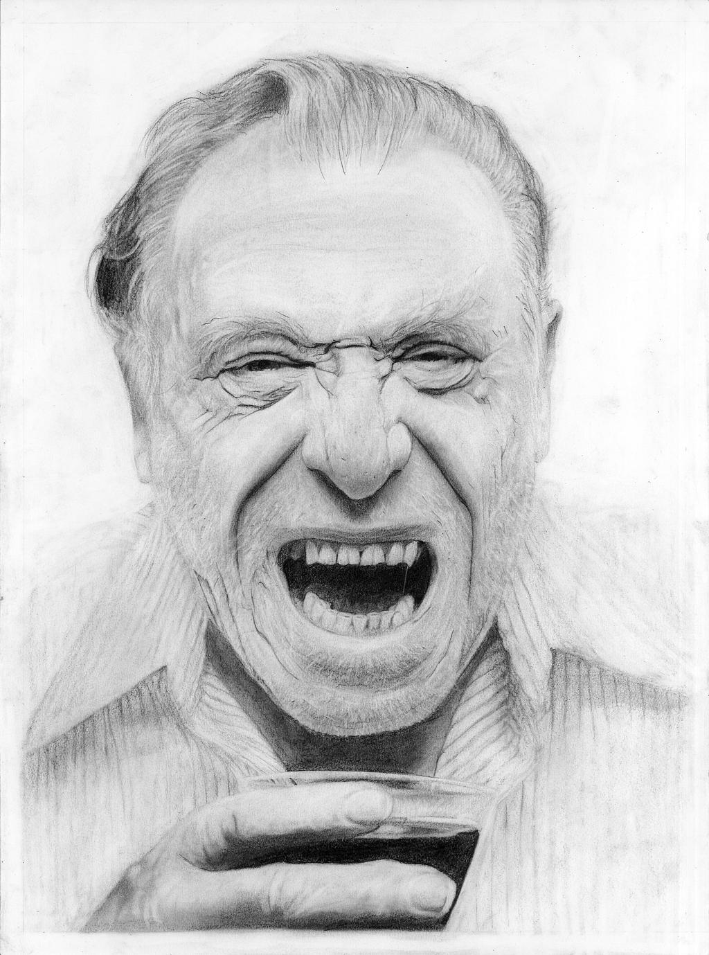 Henry Charles Bukowski by PakstraX Henry Charles Bukowski by PakstraX - henry_charles_bukowski_by_pakstrax-d5nlkc1