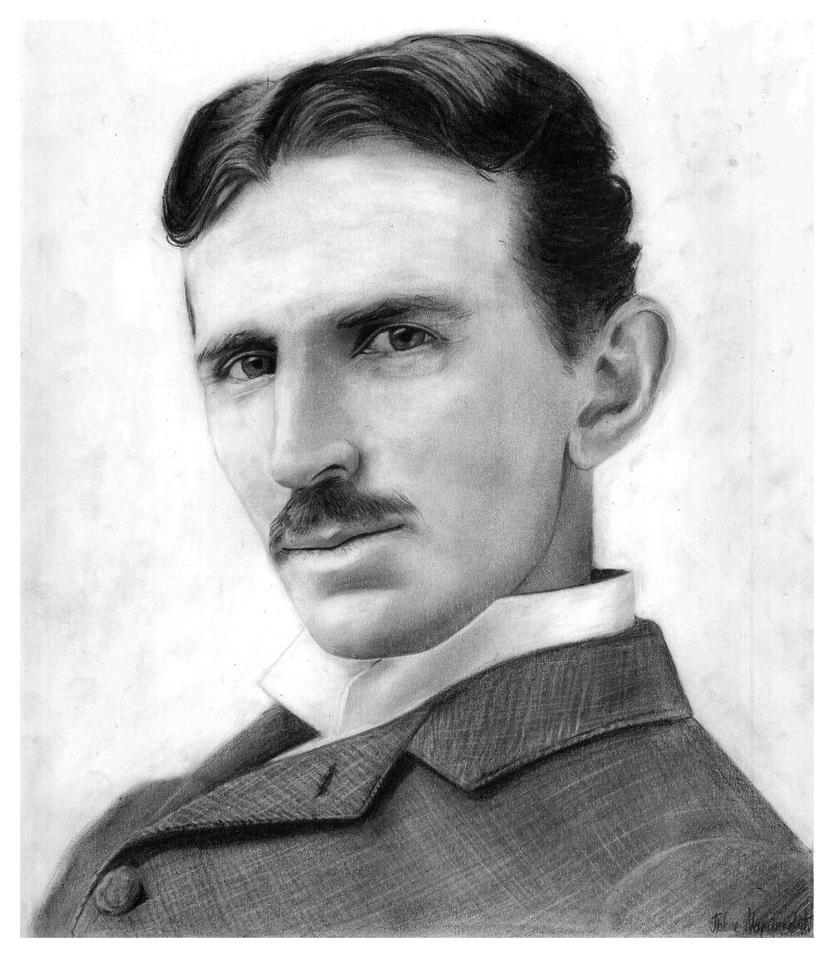 Nikola Tesla Wallpapers 35 Wallpapers: Nikola Tesla By PakstraX On DeviantArt