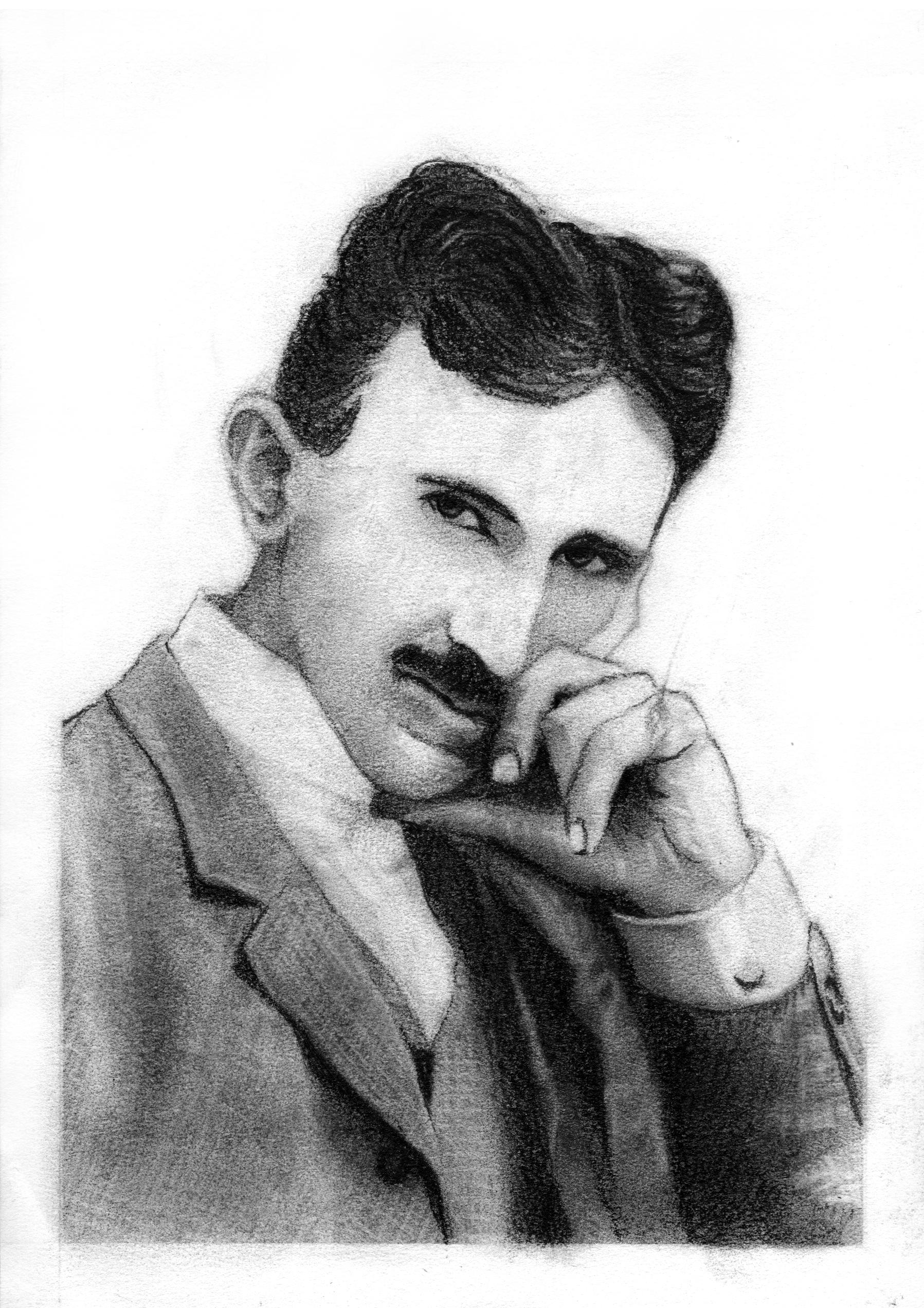 Nikola Tesla by PakstraX