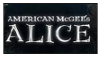 American Mcgees Alice Stamp 1