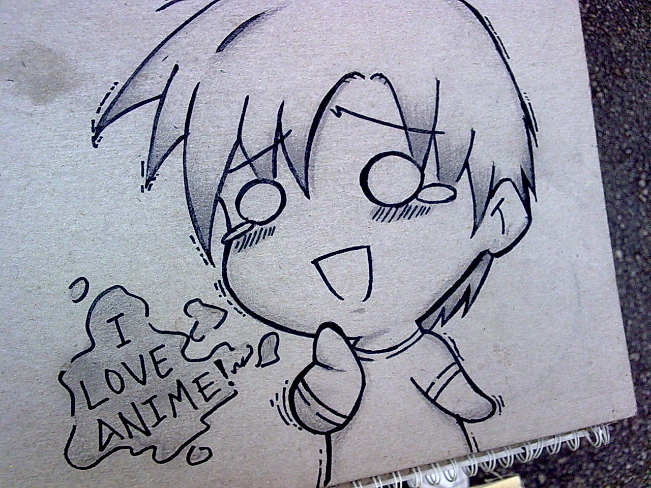 I love anime by eivvy on DeviantArt