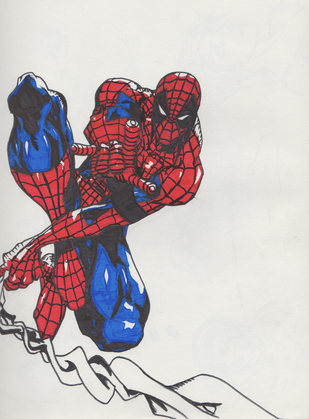 The Spider-Man by magm...