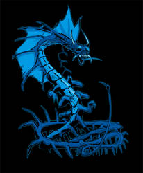 Remorhaz by tommullin