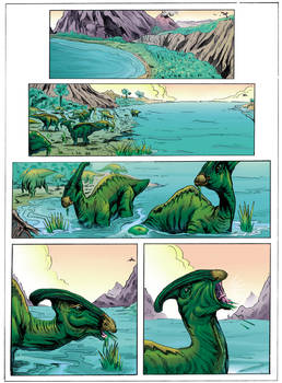 Megalodon #1 page 7