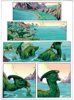 Megalodon #1 page 7 by tommullin
