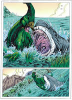 Megalodon #1 page 8 by tommullin