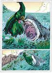 Megalodon #1 page 8