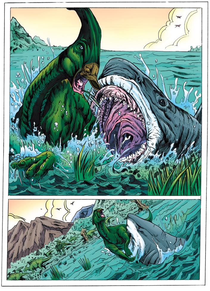 Megalodon 1 page 8 by tommullin on DeviantArt