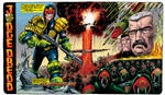 The Apocalypse War double page spread