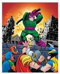 Christopher Jones illustration colored