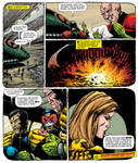 Apocalypse War 377 colored by tommullin