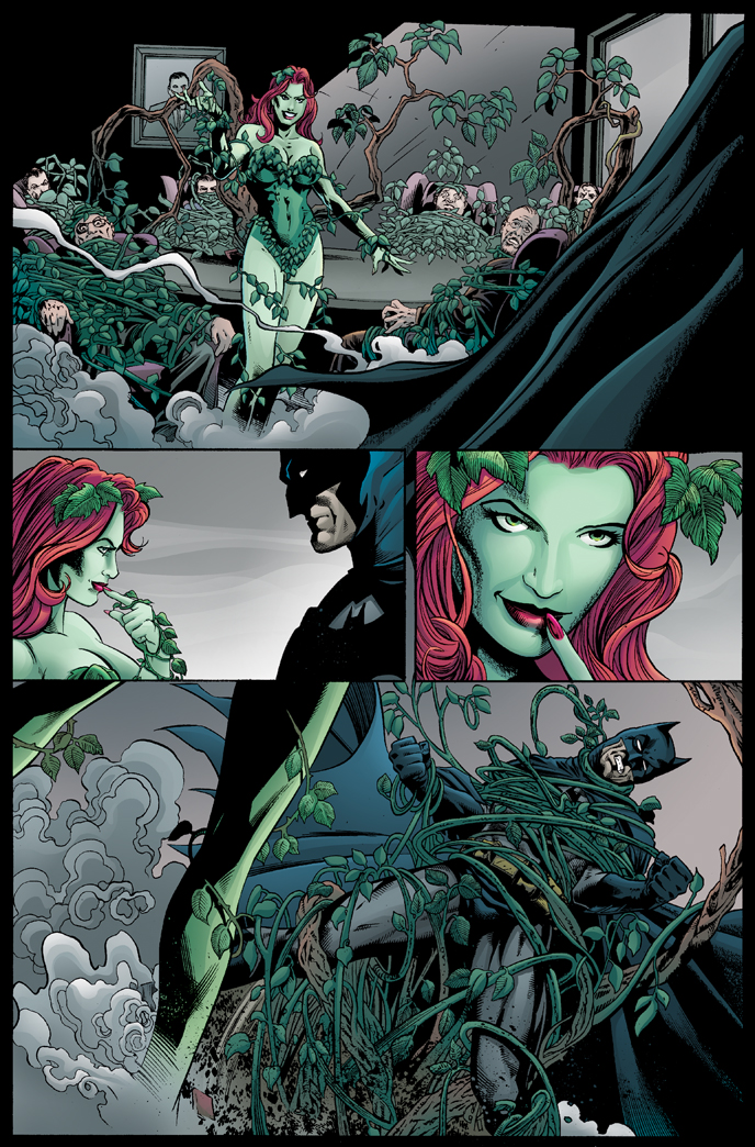 Batman #651 page 15 colored