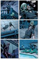 Birds of Prey #1 page 16