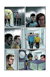 Star Trek: Mission's End #1 page 8 by tommullin