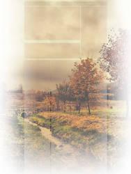 Autumn YouTube Background by Pikazoid