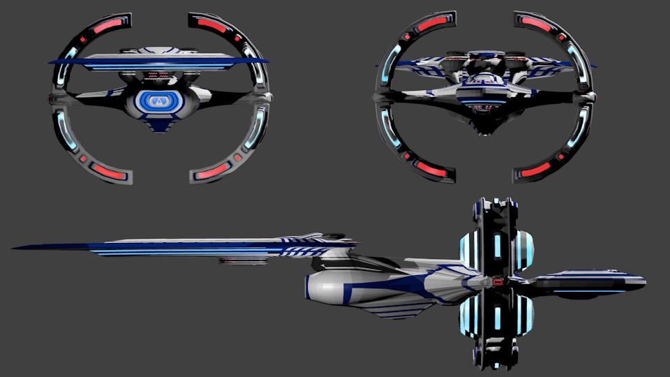 Odysseystar 2 by 87rinehart