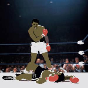 Eight Bit History: Ali vs. Liston