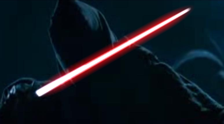 Nazgul With A Lightsaber