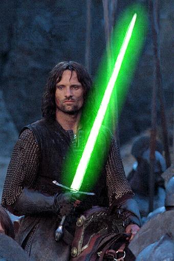 Aragorn The Jedi