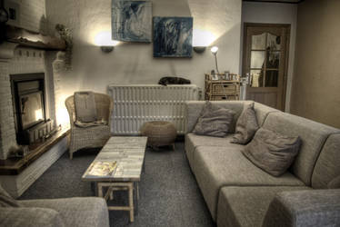 HDR Woonkamer