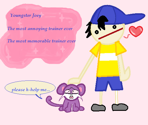 Youngster Joey by DecafOranges on DeviantArt Youngster Joey Challenge
