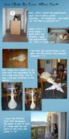 how i make my sitar by kimagattinanera