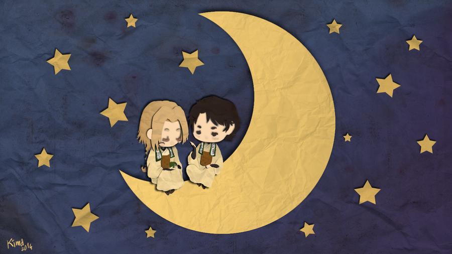 Saiyuki: Starry Night by kimagattinanera