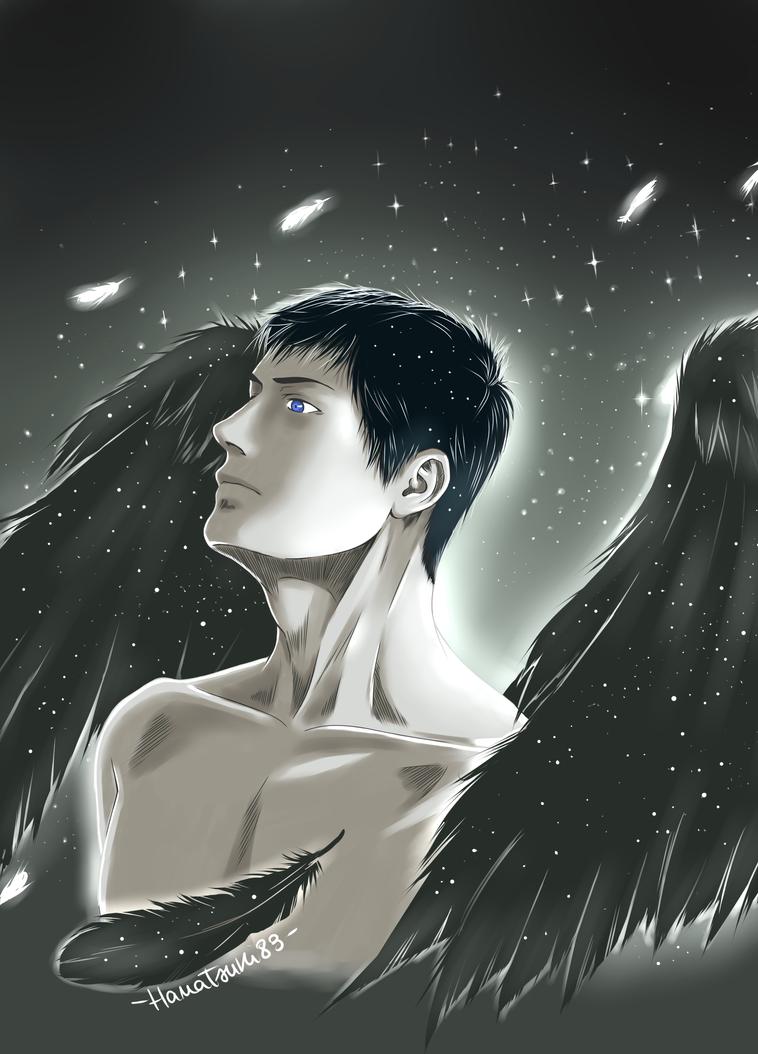 Kageyama - Spread your wings by Hanatsuki89