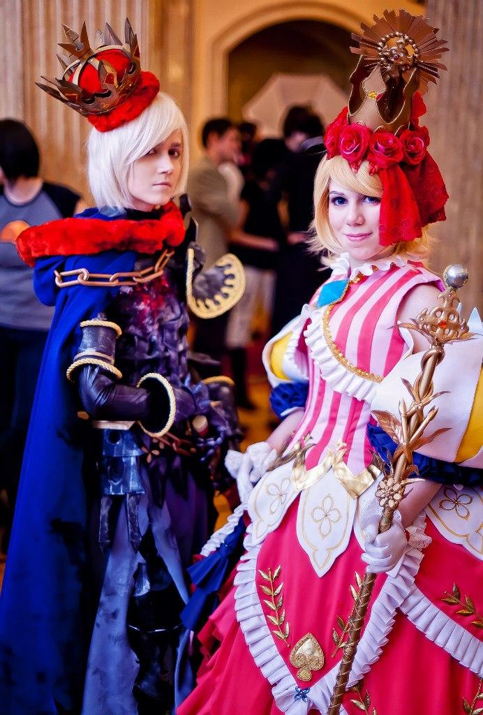 Prince and Princess [Avalon Code] by Karin-Ryan