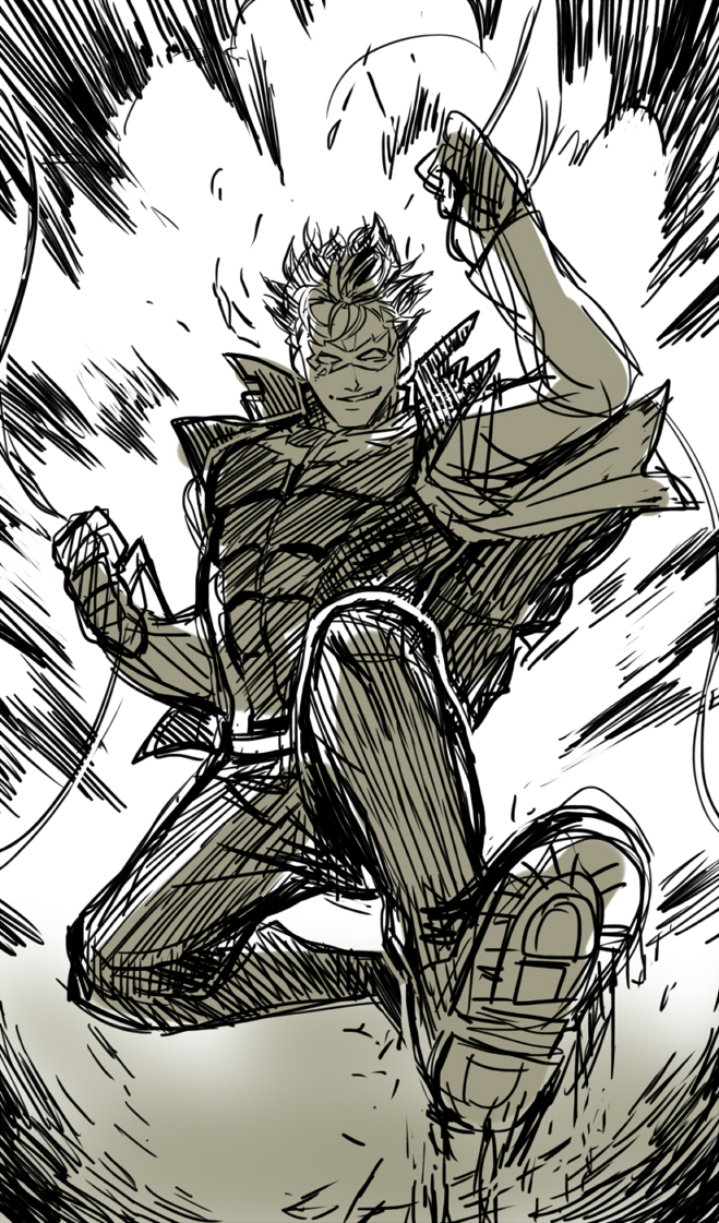 Jason todd by BAK-Hanul