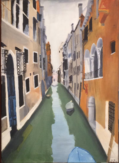 Canals of Venice by whitefalcon91