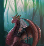 Red Dragon Forest