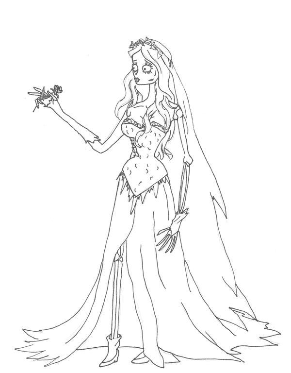 Corpse Bride By Miguel34436 On Deviantart