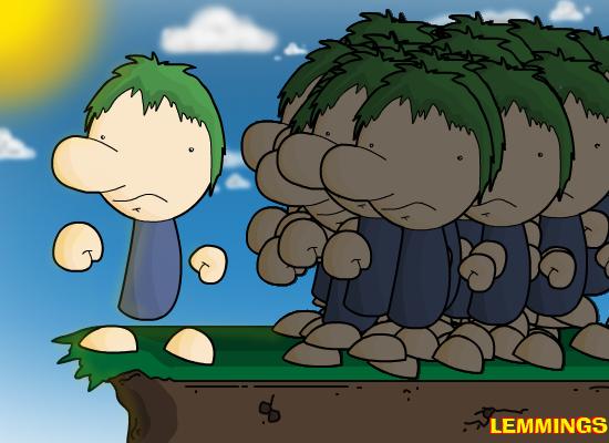 Lemming by Meatball-man