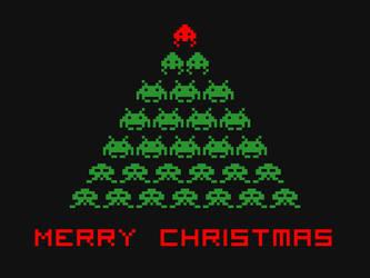 Nerdy Christmas by knight0323