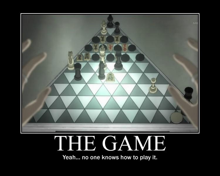 The Game by DenieraKnight