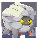 Shelgon pixel